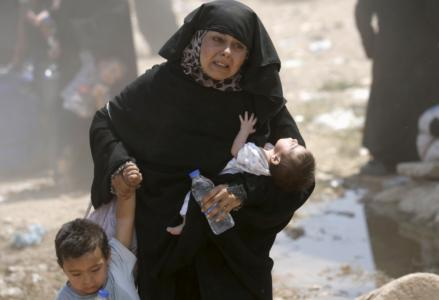 ISIS Executes Pregnant Mother, Kidnaps Her 4 Children for Trying to Escape