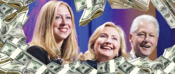 The Clinton Foundation is a Criminal Enterprise