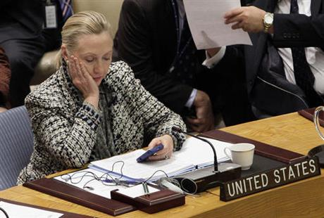 FBI publishes notes on Clinton's use of private email