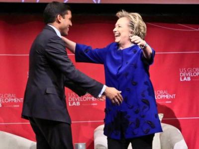 How Hillary Used State Dep't, Tax Dollars to Outsource American Jobs