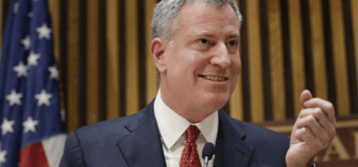 Bill de Blasio, NYC mayor, declares 9/25 'Muslim Parade Day'