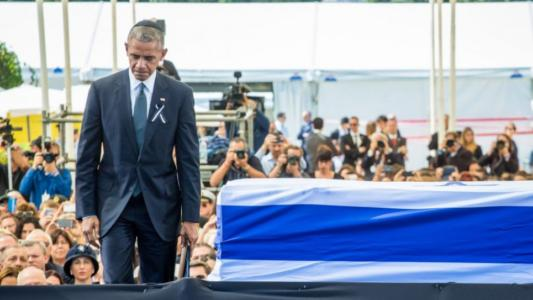 For Peres, a funeral as memorable as the man himself