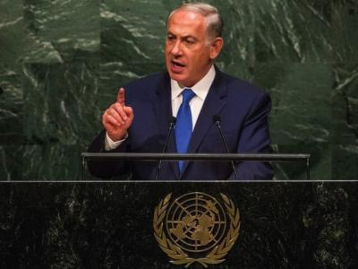 Prime Minister Benjamin Netanyahu: United Nations A 'Moral Farce'