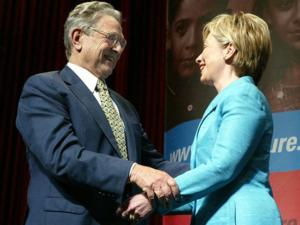Clinton Cash: Billionaires Donate to Hillary 20-to-1 over Trump