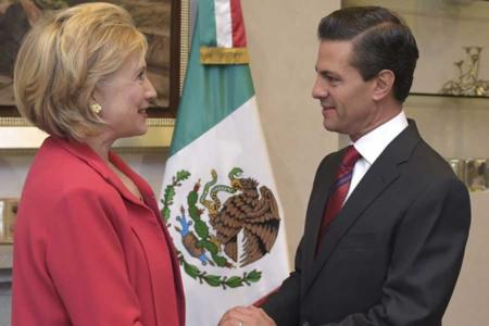It's True: Univision Tougher on President of Mexico Than on Hillary Clinton