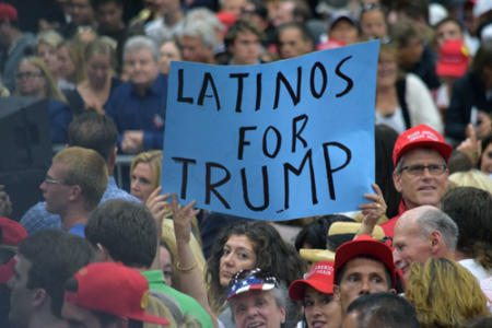 "Founder of Latinos for Trump: ""Hillary needs to step away and let true leadership take over this country."""
