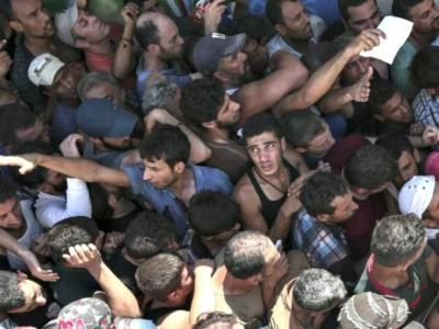 Poll: 74% Voters Reject Obama's Middle East Refugee Plan