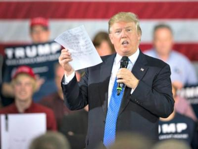 Trump: She 'Talks Tougher About My Supporters' than Jihadists…