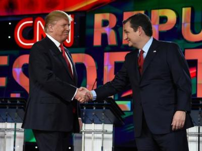 Read Ted Cruz's Endorsement Of Donald Trump