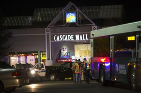 Mall Shooting Leaves 5 Dead In Washington State