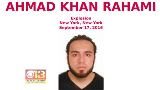 NYPD, FBI on Manhunt for Man With Islamic Sounding Name