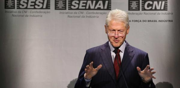 Bill Clinton Calls 'Make America Great Again' Slogan Racist. There's Only One Problem. – VIDEO