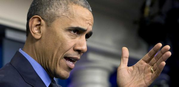 Obama FINALLY Responds To Charlotte Rioting … And Says Nothing