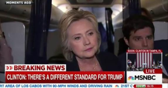 WATCH: Question on Chelsea SETS HILLARY OFF… MSNBC Producer Freaks, Cuts Tape