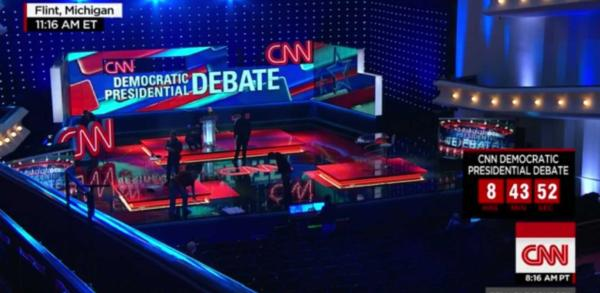 Debate Moderators Released: They All Lean Left