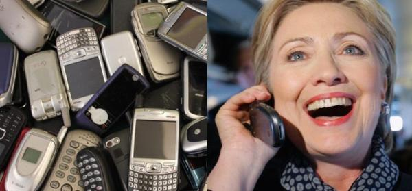 CNN Host Stunned To Learn Hillary Aides Destroyed Phones With Hammers [VIDEO]