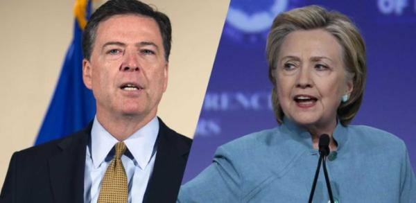 5 Reasons James Comey's FBI Investigation of Hillary is a Total Joke – VIDEO