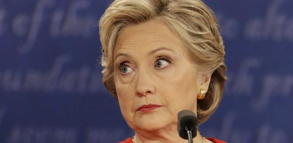 Last Night, Hillary Said Violent Crime Is Down. That's A Lie.