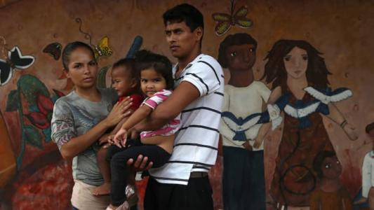 Mexico builds its own wall against migrants