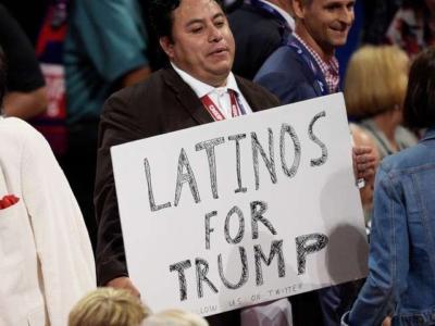 Latinos for Trump Founder: Media Ignoring Trump's Immigration Plan