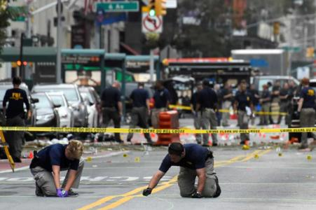 Franklin Graham on New York City Bombing: US Needs President Who's Tough on Terrorism