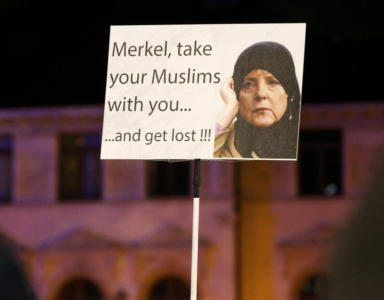 """WORST EVER RESULT"": Merkel TAKES RESPONSIBILITY, DEFENDS Muslim Migrant Policies that Led to CRUSHING ELECTION DEFEAT in her Home District"