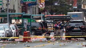 NYC jihad bomber spent weeks at Islamic seminary in PAKISTAN
