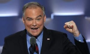 Tim Kaine Connections to Communists and Radicals and the Theology of Liberation