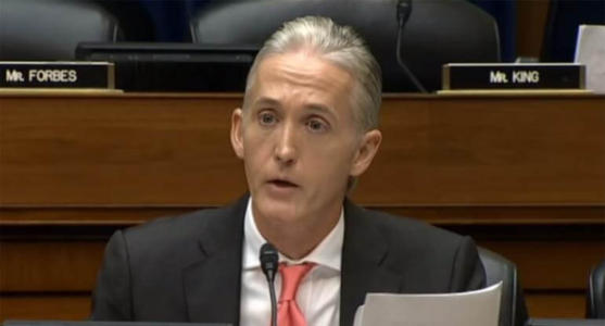 Gowdy Rips FBI Director Comey: This is 'Not the FBI That I Used to Work With' – VIDEO