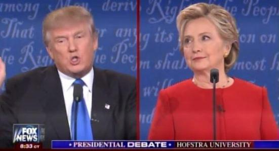 First Presidential Debate Short Analysis