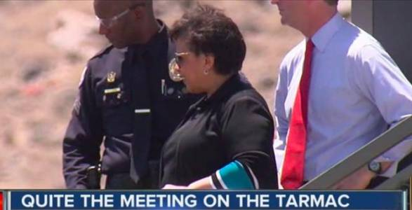 Report: AG Lynch Pressured Comey Not to Disclose Reactivated Hillary Probe