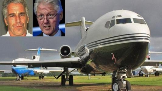 Flight Logs Show Bill Clinton Flew On Sex Offender's Jet Much More Than Previously Known