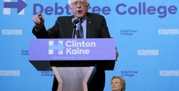 Sanders: Actually, Clinton Is 'Absolutely Correct' To Call My Supporters Basement Dwellers – VIDEO