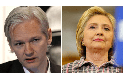 EXPOSED: How Hillary tried to SILENCE Wikileaks… look what we found
