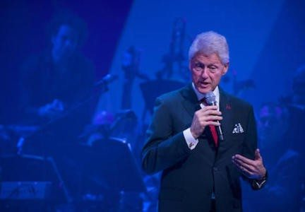 Bill Clinton Wanted 'Young Latina Celeb Type' to Campaign With Him
