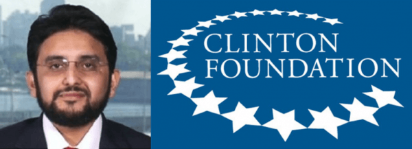 Clinton Foundation Employed a Now-Imprisoned Senior Muslim Brotherhood Official