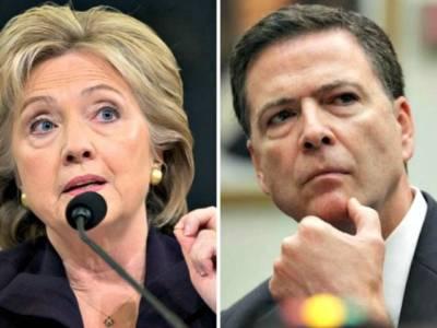 FBI Director Comey Explains Reopened Criminal Investigation to FBI Agents