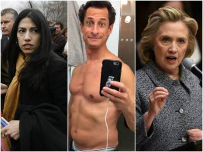 Report: FBI Agents to Examine 650,000 Emails on Anthony Weiner's Computer