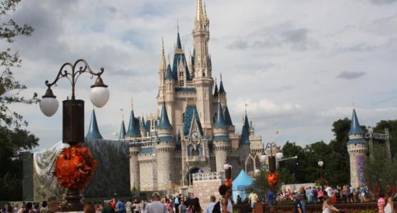 Happy 45th Birthday to Walt Disney World!