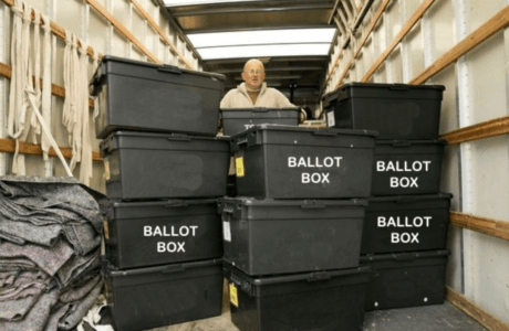 """Tens of thousands"" of fraudulent Clinton votes found in Ohio warehouse UPDATE: Investigation launched"