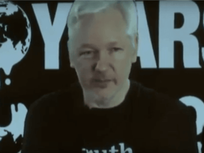 Julian Assange Stalls, Reveals No Leaks About Hillary Clinton At Press Conference