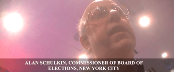 "SHOCK VIDEO: NYC Democratic Official: ""There's A Lot of Voter Fraud"" ""They Bus People Around to Vote"""