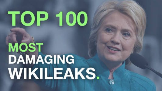 TOP 100 MOST DAMAGING WIKILEAKS