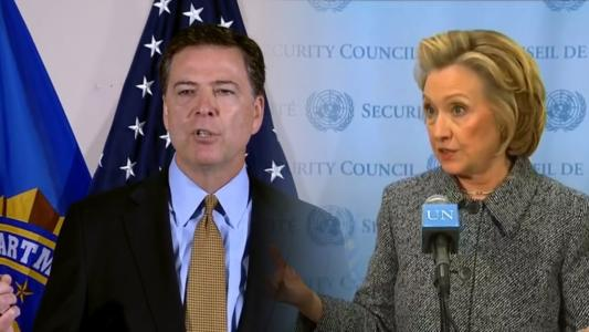 FBI REVOLT building against Comey letting Hillary's violations of Espionage Act go unprosecuted