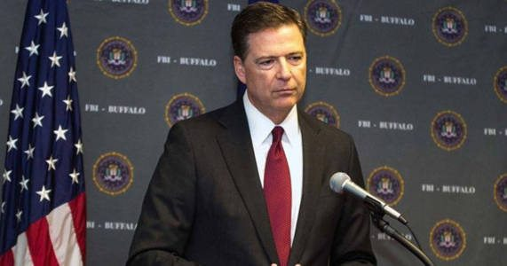 In Leaked Memo, James Comey Explains Why FBI Told Congress About Reopened Clinton Probe