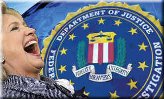 Wake up call! FBI Not There to Save Us from Hillary