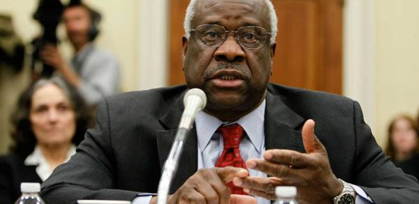 Supreme Court Justice Clarence Thomas: Washington D.C. Is 'Broken'