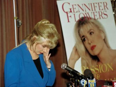 EXCLUSIVE AUDIO – Gennifer Flowers: Bill Clinton Paid $200 For Me to Abort His Baby