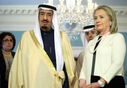 Wikileaks => Hillary Admits Saudi Arabia and Qatar Fund ISIS – But Took Their Money Anyway