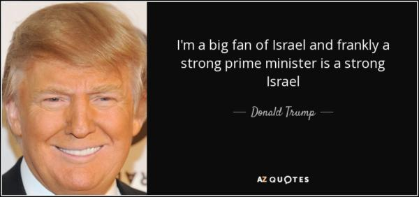 Trump is Our Friend, Clinton is a Liability to America and Israel
